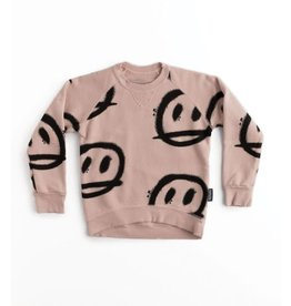 nununu Sprayed Smiles Sweatshirt
