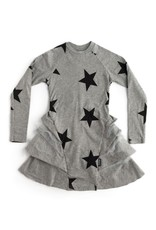 nununu Star Multi Layered Dress