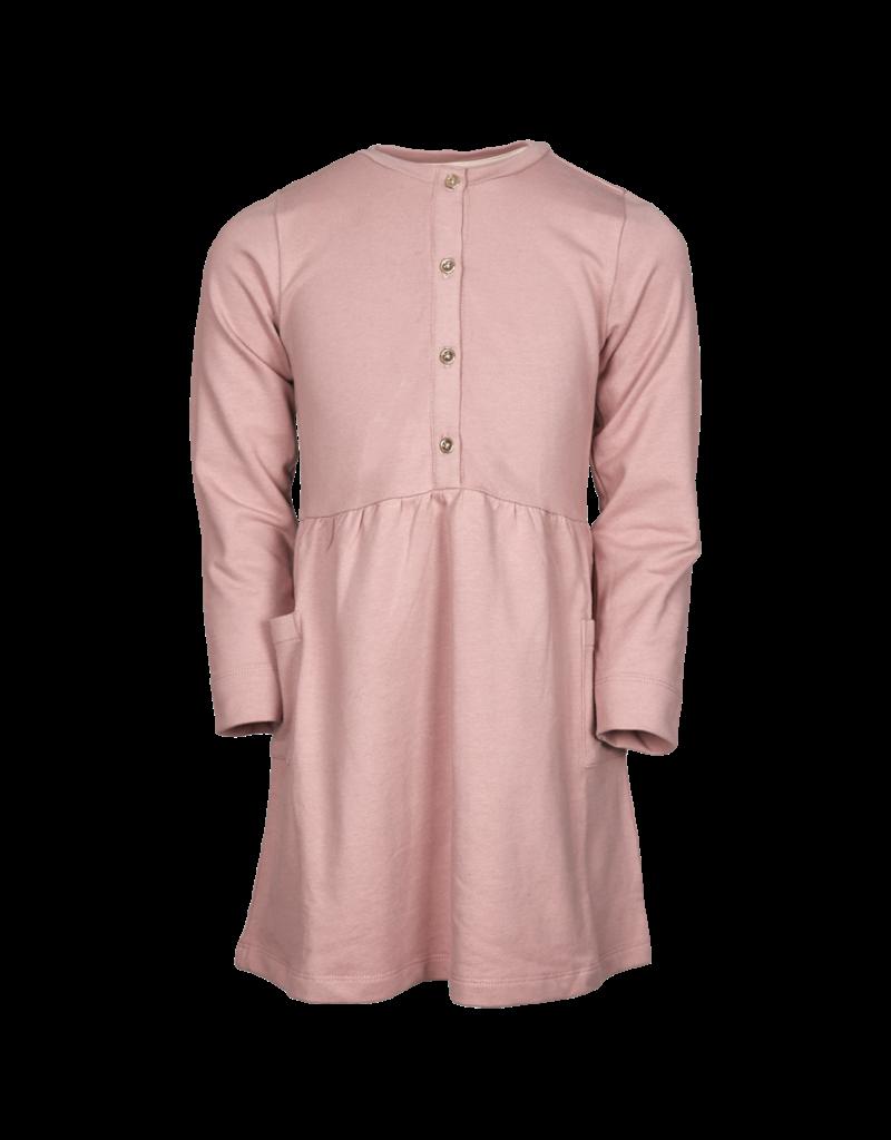 En Fant Long Sleeve Pocket Dress