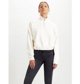 Levis Pom Quarter Zip Sweatshirt