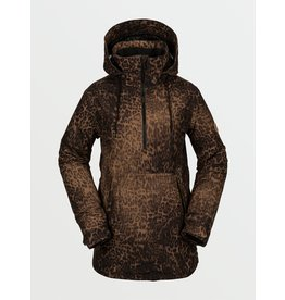VOLCOM Womens Fern Insulated Gore-Tex Pullover
