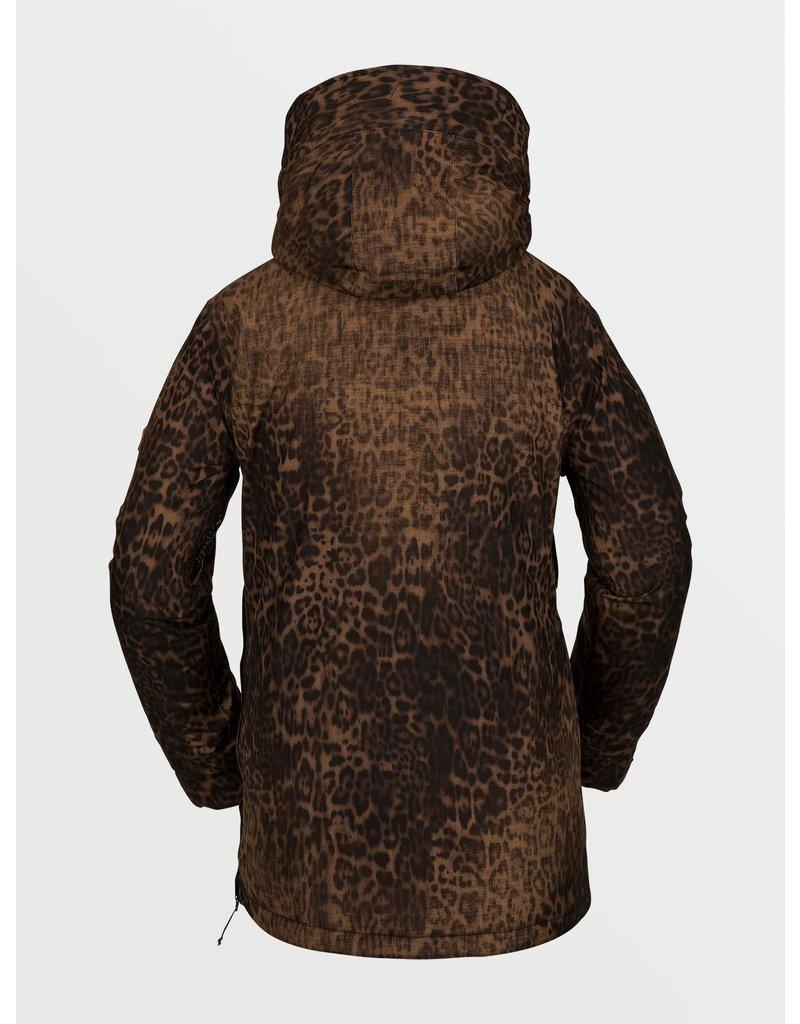 VOLCOM Womens Fern Insulated Gore-Tex Pullover