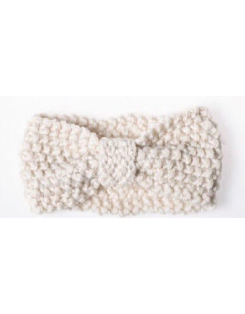 Lox Lion Knitted Winter Headwrap