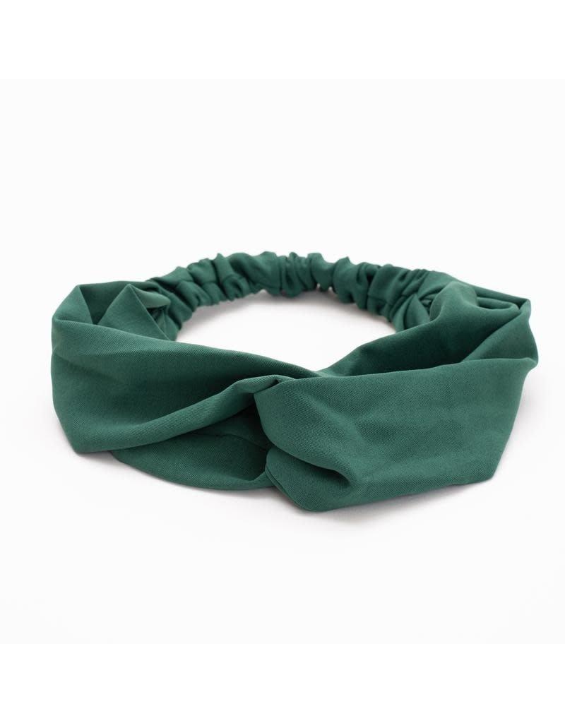 Lox Lion Knotted Twist Headband