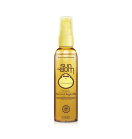 sunbum Revitalizing Coconut Argan Oil