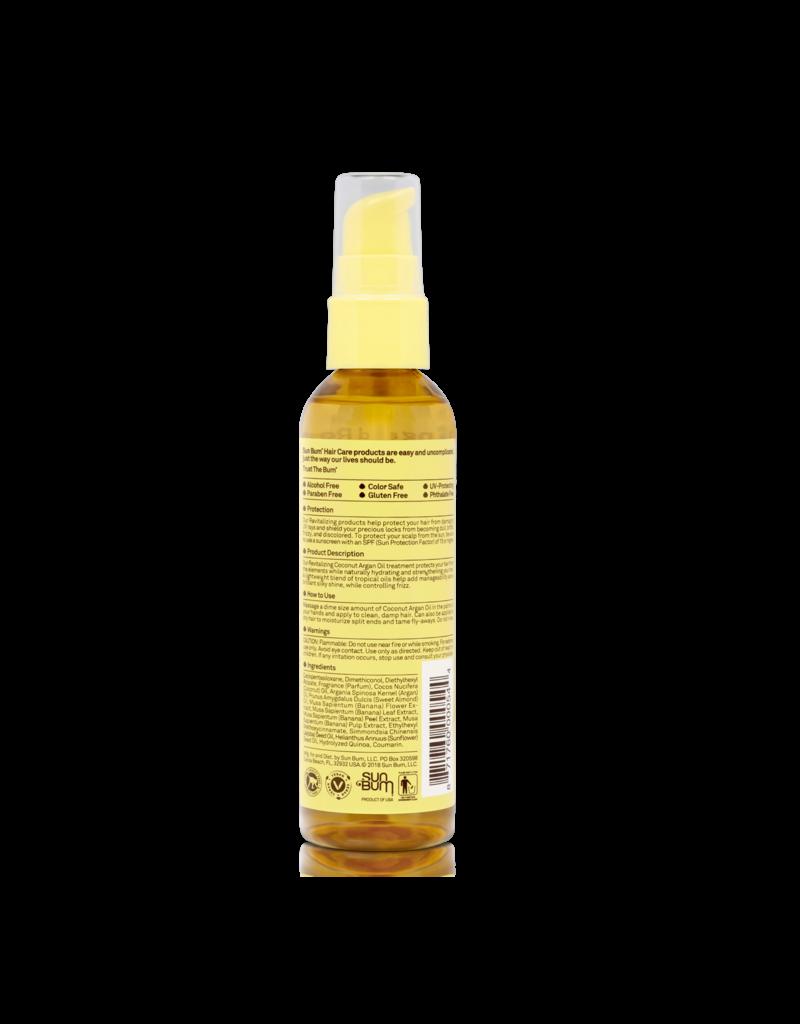 sunbum Revitalizing Coconut Argan Oil