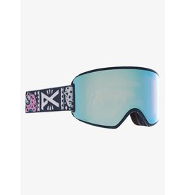 ANON Womens WM3 Goggle + MFI Face Mask + Spare Lens