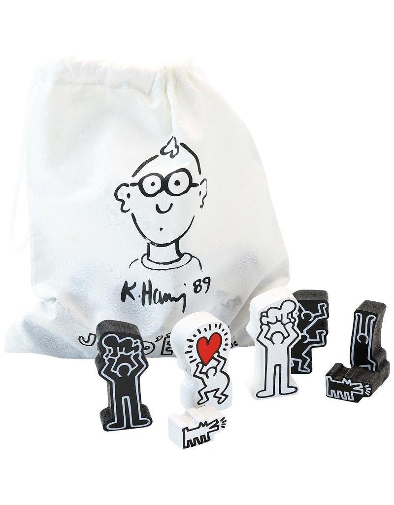 Vilac Keith Haring Chess Set