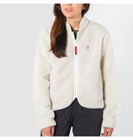 Topo Designs Womens Reversible Sherpa Jacket