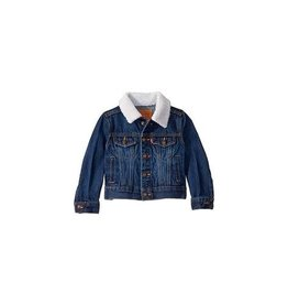Levis Little Kid Sherpa Trucker Jacket