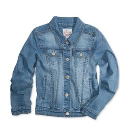 Levis Big Girls Denim Jacket