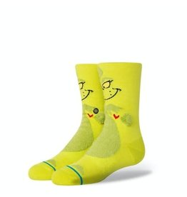 Stance 3D Grinch Kids Sock