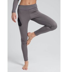 BURTON Womens Baker AK Power Wool Base Layer Pants
