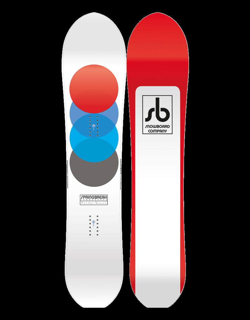 Spring Break Powder Racers Snowboard