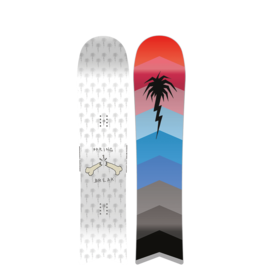 Spring Break Slush Slashers Snowboard
