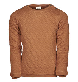 En Fant Shoulder Snap Sweater