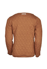 En Fant Shoulder Snap Sweater