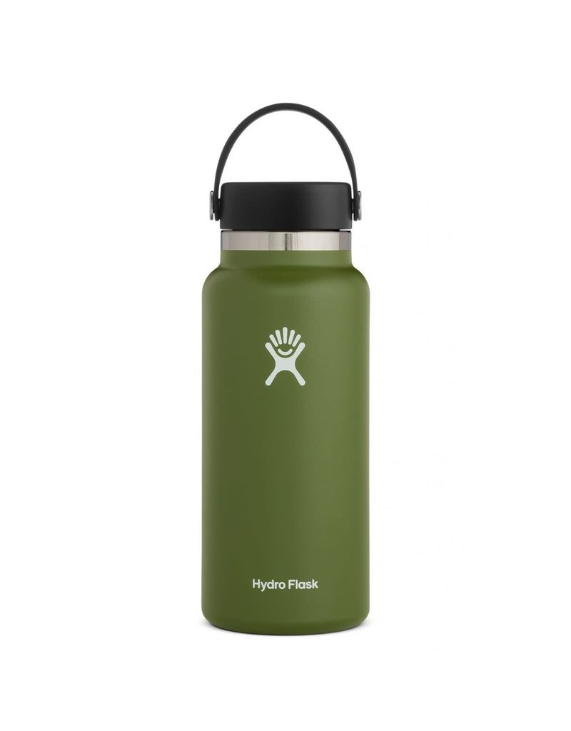 Hydro Flask Wide Mouth Bottle with Flex Cap