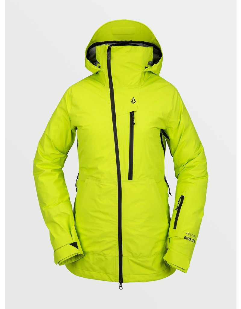 VOLCOM Womens Nya TDS Gore-Tex Jacket