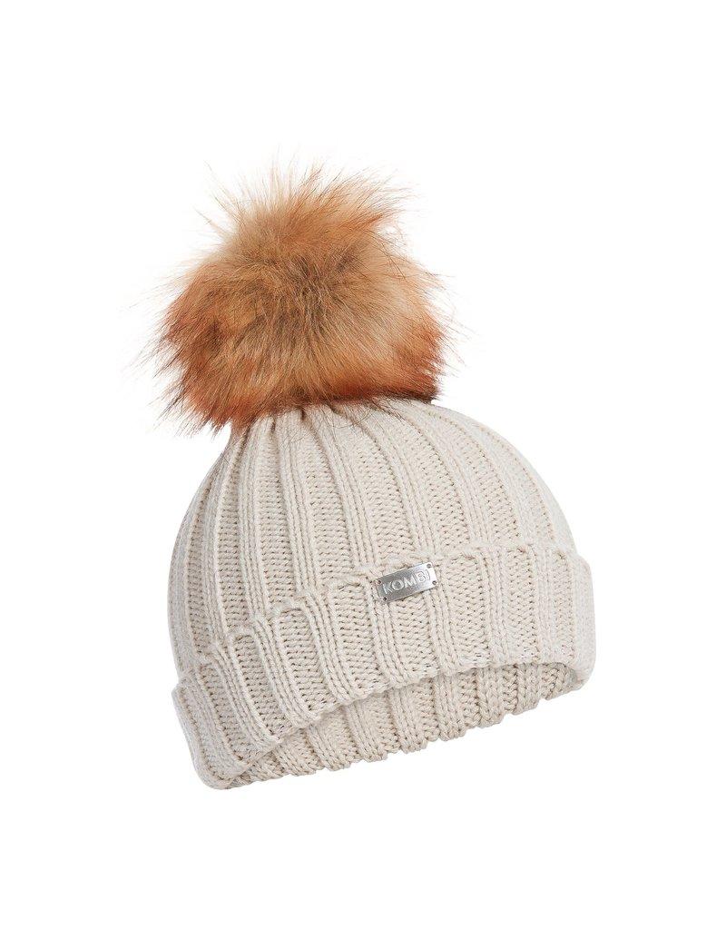 Kombi Graceful Pompom Hat