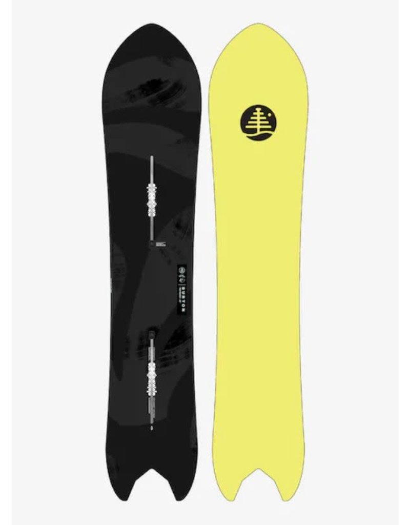 BURTON Family Tree Pow Wrench Flat Top Snowboard