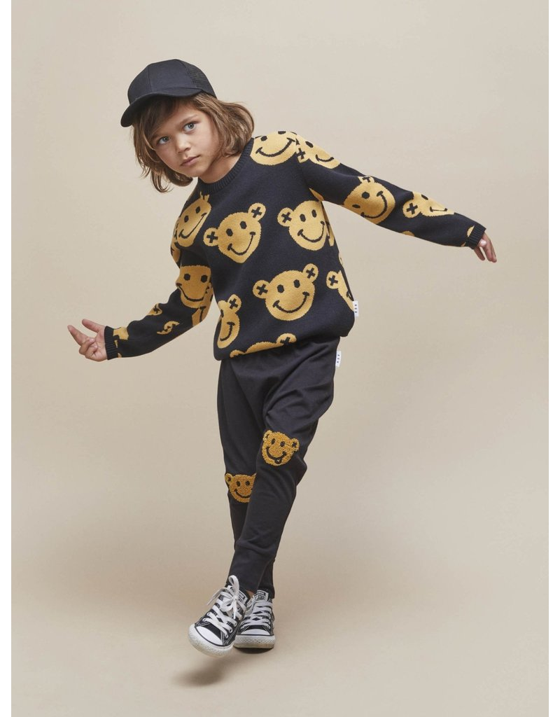 HuxBaby Smiley Knit Jumper
