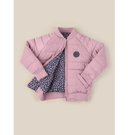 HuxBaby Ditzy Animal Reversible Bomber