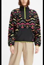 Levis Arizona Sherpa pullover GEO STRIPE JACQUARD