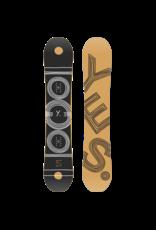 YES Emoticon Snowboard 2021