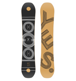 YES Emoticon Snowboard 2021