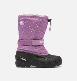 SOREL Childrens Flurry Print Boot