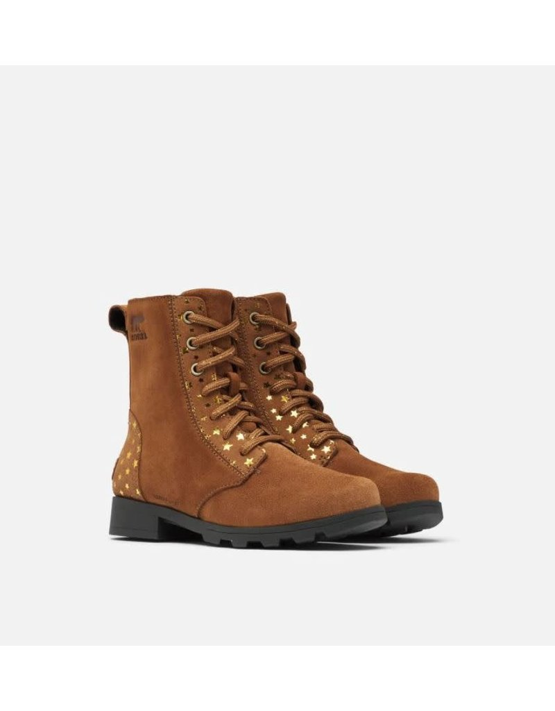 SOREL Youth Emelie Short Lace Boot