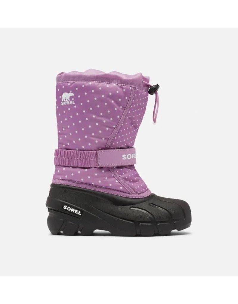 SOREL Childrens Flurry Print Boot