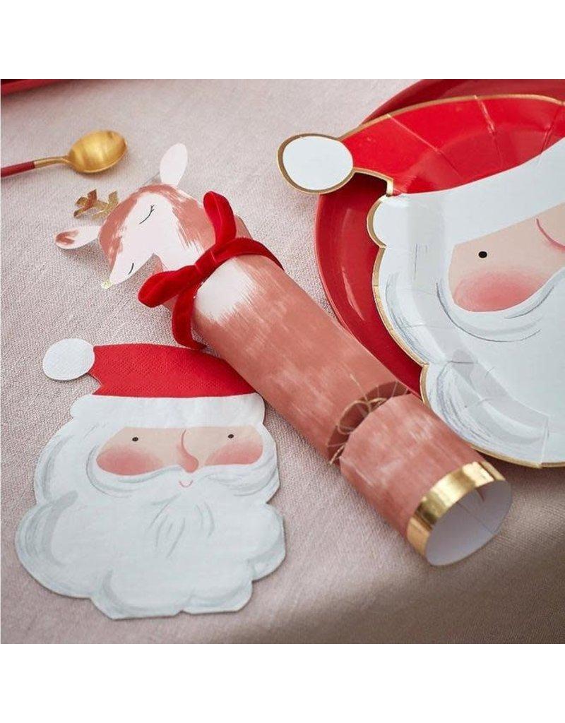 Meri Meri Christmas Character Large Crackers