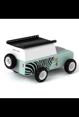 Candylab Drifter Zebra Car