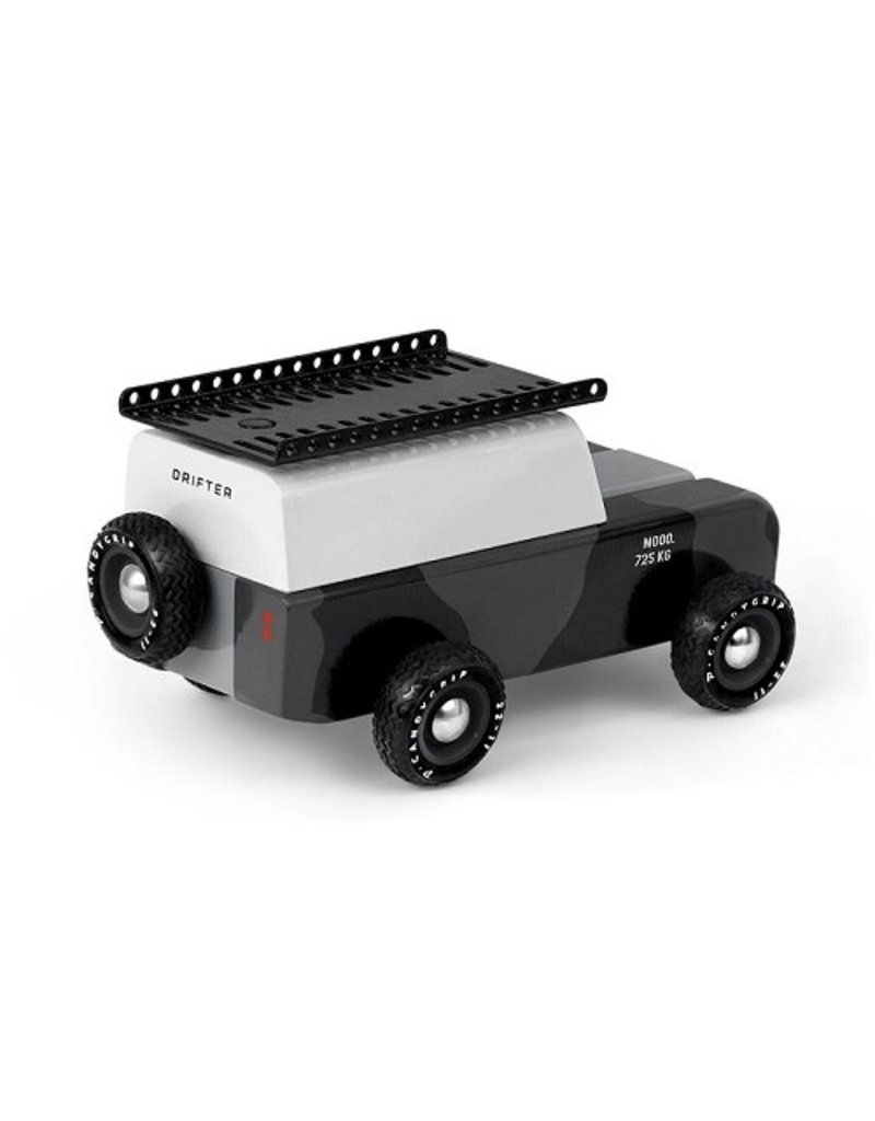 Candylab Drifter Moo Car