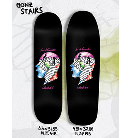 Krooked Gonz Stairs Deck