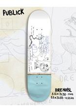 Krooked Drehobl Publick Deck