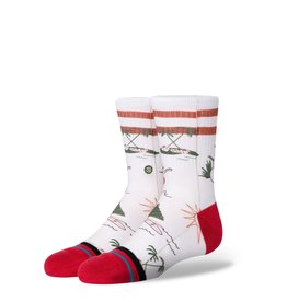 Stance Santa In Hawaii Kids Sock