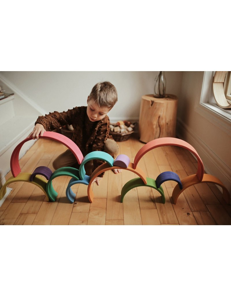 kinderfeets Wooden Arches