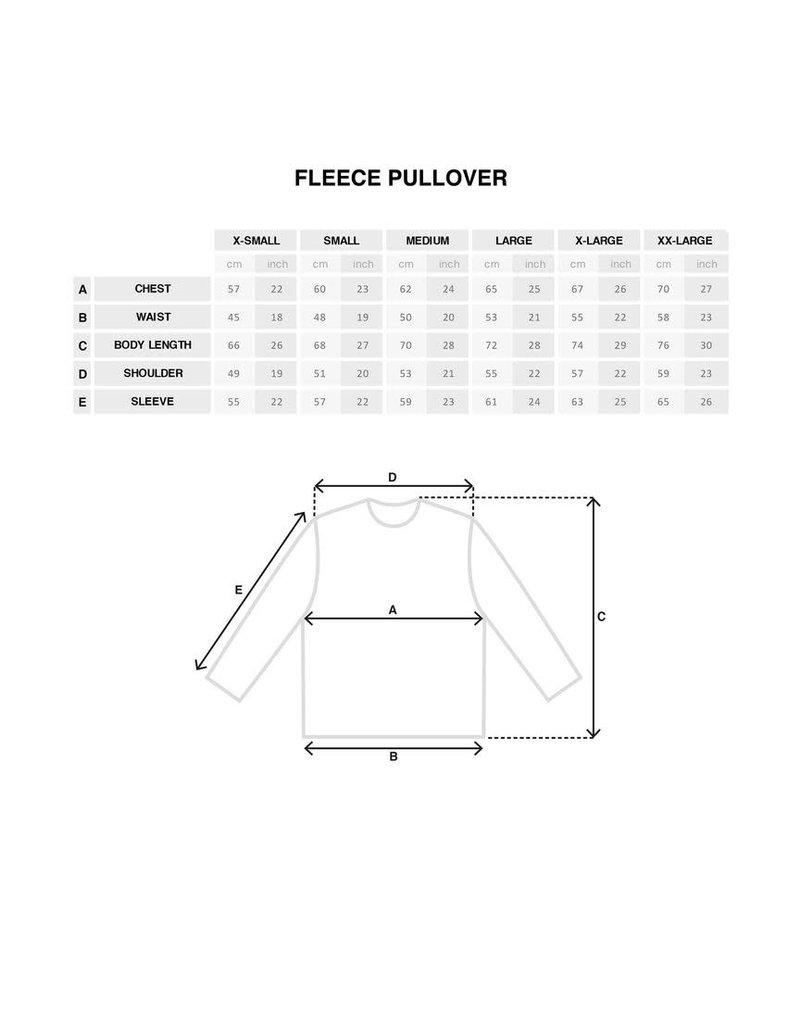 Polar Skate Co Stripe Fleece Pullover 2.0