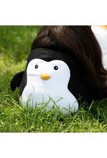 Kikkerland Designs Zip and Flip Penguin Head Rest