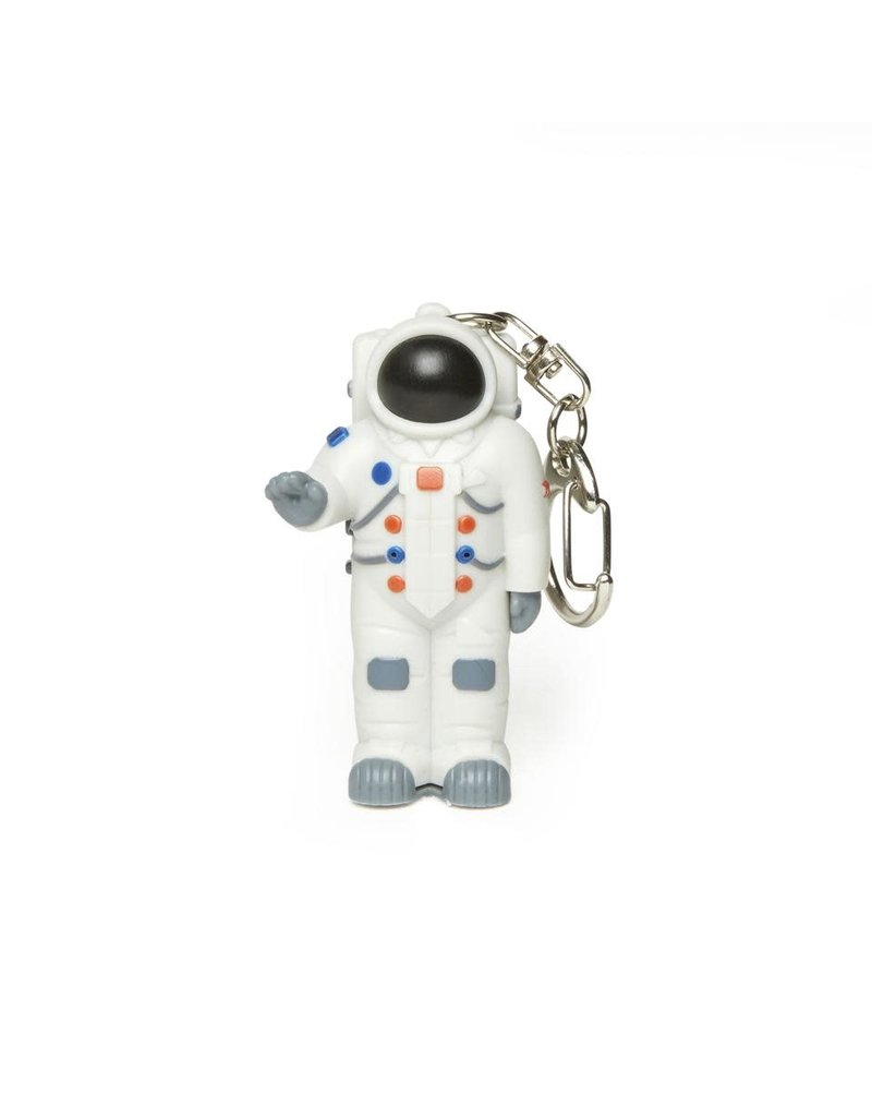 Kikkerland Designs Astronaut Keychain