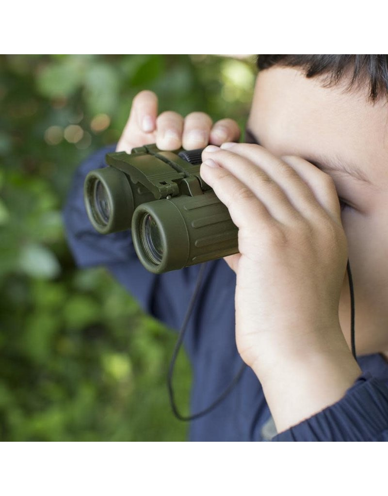 Kikkerland Designs Huckleberry Binoculars