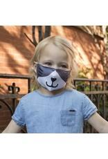 Kikkerland Designs Kids Animal Face Mask