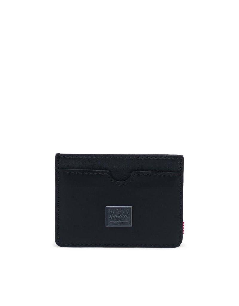 Herschel Supply Co Charlie Leather Wallet