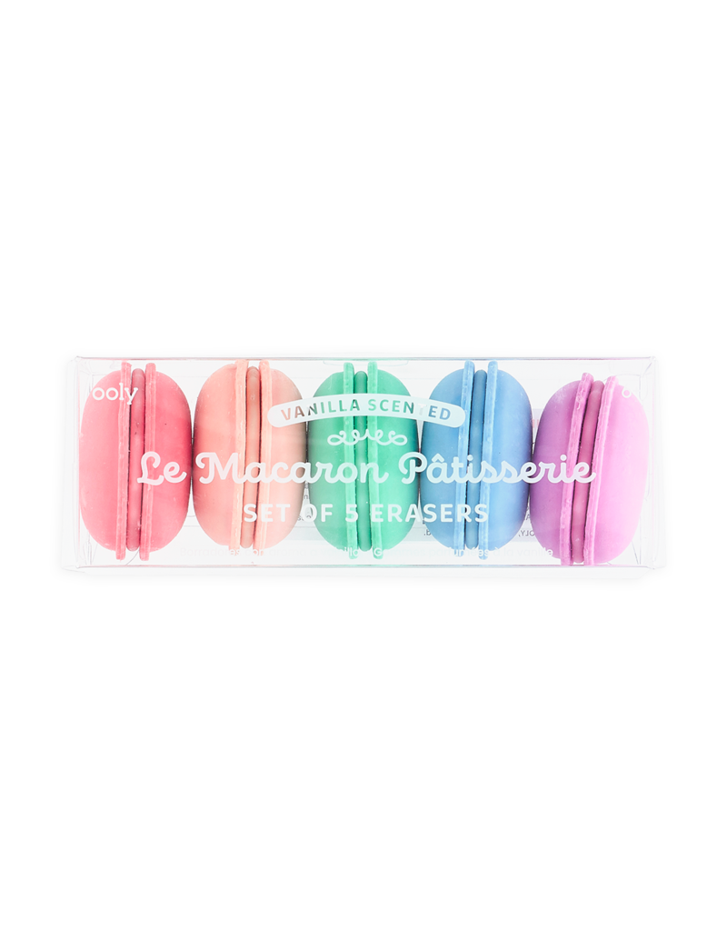 Ooly Macaron Scented Erasers