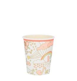 Meri Meri Valentine Doodle Cups