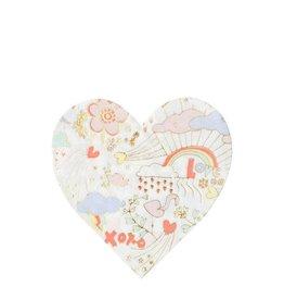 Meri Meri Valentine Doodle Napkins