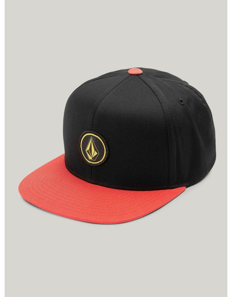 VOLCOM Big Boys Quarter Snapback Hat